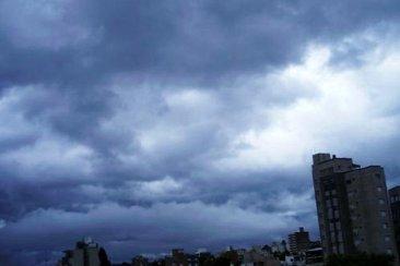 La semana arranca con amenazas de lluvias y tormentas para la región