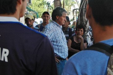 Retamar dijo tener pruebas y ratificó sus denuncias contra legisladores locales de CAMBIEMOS