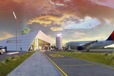 Esperan que en 6 meses se pueda licitar el nuevo aeropuerto internacional