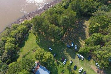 Puerto Yeruá: Los jueces inspeccionaron los terrenos cuestionados