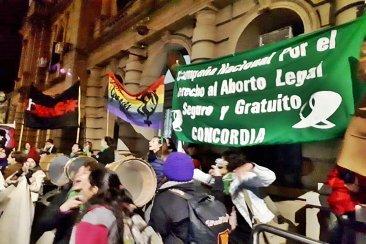 El Colectivo de Géneros de Concordia quiere una audiencia con Cresto por el polémico decreto