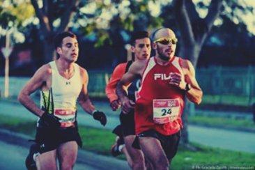 Méndez se subió al podio en los 15K de Buenos Aires