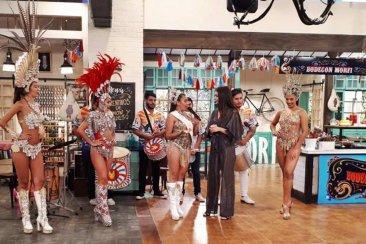 La pasión del Carnaval de Concordia se transmitió por Telefe