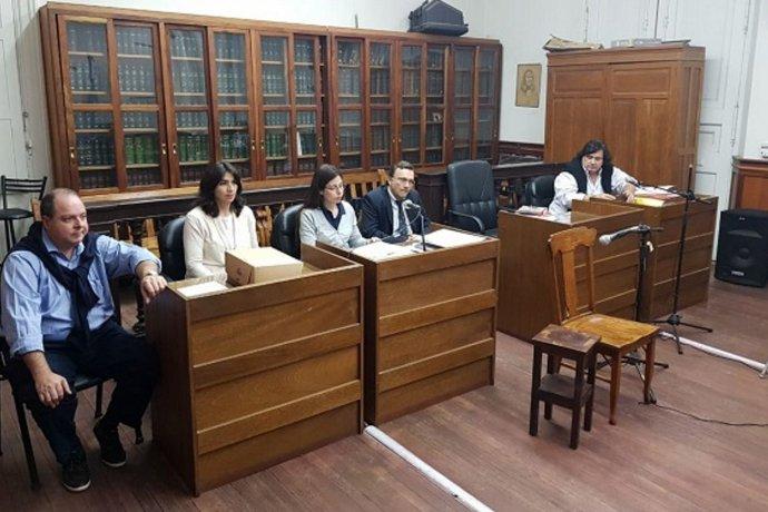 El miércoles podría elevarse a juicio el caso Rivas