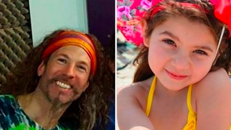 Desesperada búsqueda de una nena argentina en Indonesia