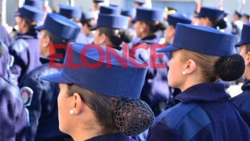 Declararon inconstitucional la baja de una aspirante a policía por embarazo