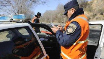 Una multa en rutas cordobesas puede costar casi 50.000 pesos