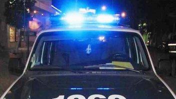Policía fue golpeado por cuatro borrachos cuando intervino en un robo