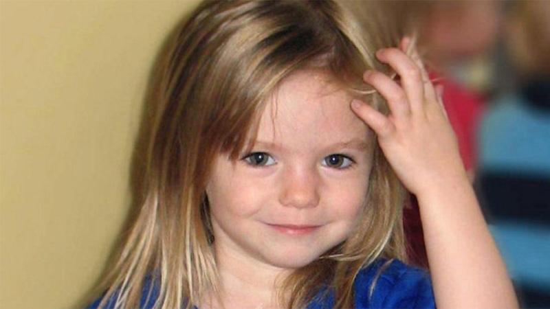 Maddie fue secuestrada en mayo de 2007 en Portugal.
