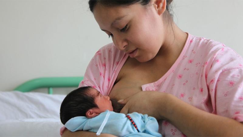 Finalizó la Semana Mundial de la Lactancia Materna