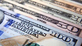 El ingreso de divisas frenó la suba del dólar y cerró a $ 20,17