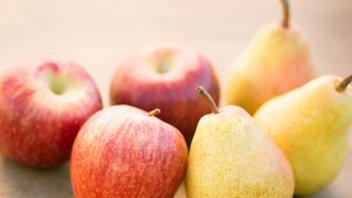 Brasil volverá a comprar peras y manzanas de Argentina