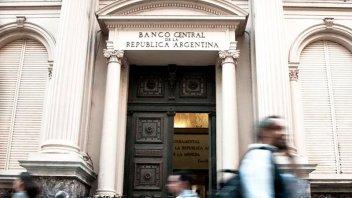 Las reservas del Banco Central crecieron levemente