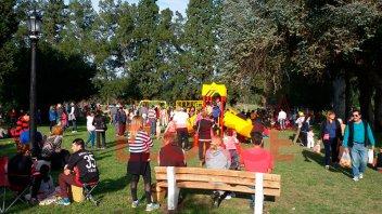 Se realiza este domingo el festejo del Día del Niño en el Parque Botánico