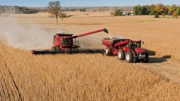 Estiman que la producción agrícola superará las 136 millones de toneladas
