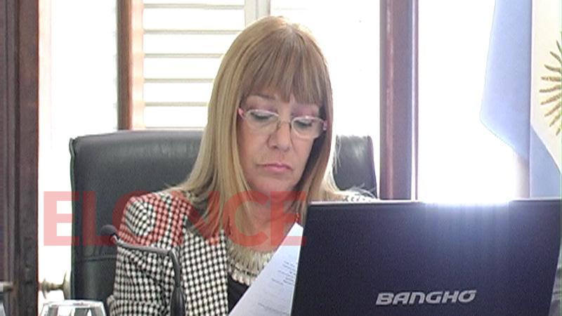 Jueza Noemí Berros