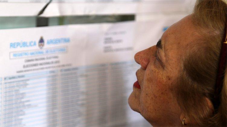 Legislativas 2017: ¿Dónde voto? Consultá acá el padrón electoral