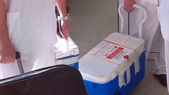 Nueva donación de órganos posibilitará siete trasplantes