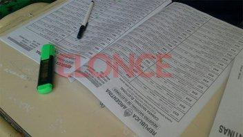 Quienes cumplan 16 años hasta el 22 podrán votar sólo si están en el padrón