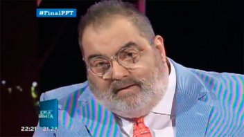 Jorge Lanata permanece internado y evoluciona favorablemente