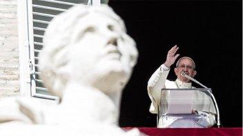 Francisco instó a los presos a vivir la Cuaresma como etapa de