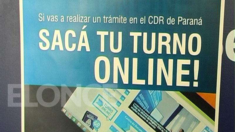 Las partidas de nacimiento se pueden solicitar online - Paraná ...