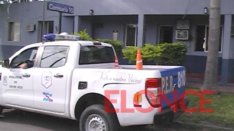 Un hombre arrojó del auto a su pareja en Paraná y le produjo diversas lesiones