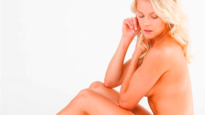 La Sueca Larsson Completamente Desnuda Espectáculos Eloncecom