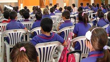 El gobierno nacional redujo el pago de aportes patronales a escuelas privadas