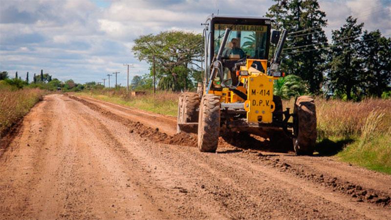Resultado de imagen para camino rural entre rios arreglos