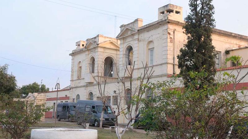 Resultado de imagen para imagenes de la carcel de gualeguaychu
