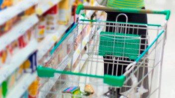 Ventas en shoppings y supermercados subieron 1,2% en agosto