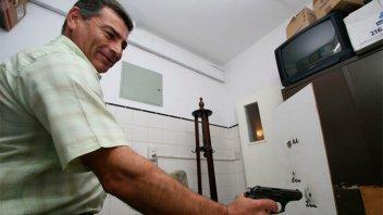 Prorrogaron la prisión preventiva del perito balístico Antonio Vitali