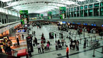 Efecto devaluación: subió arribo de turistas extranjeros