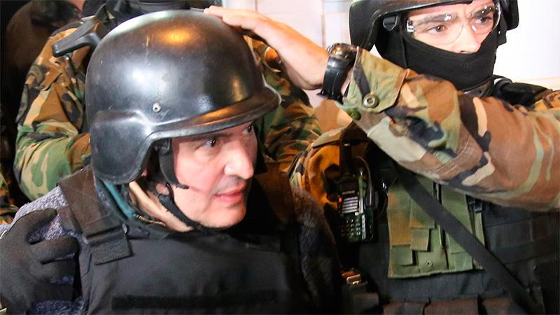 José López ya arregló su condena con la Justicia