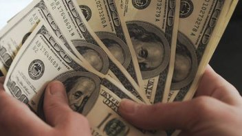 El dólar ya está cerca del límite inferior de la franja de flotación