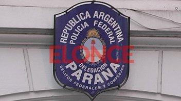 Revelaron las identidades de nuevos detenidos por narcotráfico en Paraná