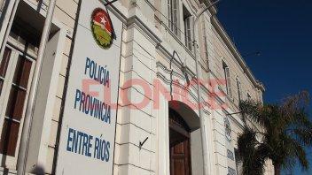 Siete chicos se produjeron cortes en los brazos en una escuela de Paraná