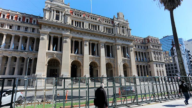 Edificio de la Corte Suprema de Justicia