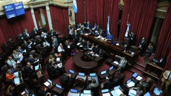 El Senado debate la ley que penará a empresarios por delitos de corrupción