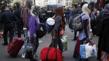 Unión Europea alcanzó un acuerdo para crear centros de inmigrantes