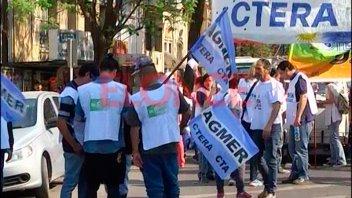 AGMER adhiere al paro nacional del próximo lunes convocado por CTA y CGT