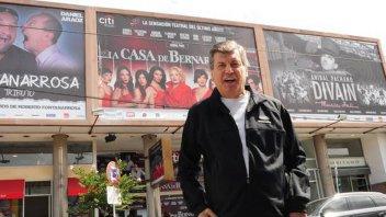 Preocupación por el estado de salud de Carlos Calvo