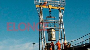 Una falla en la Toma Nueva obligó a reducir la producción de agua potable
