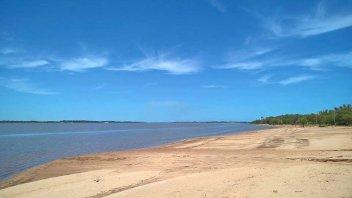 Concepción del Uruguay ya tiene sus playas habilitadas