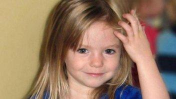 Se derrumba una teoría sobre la desaparición de Madeleine McCann