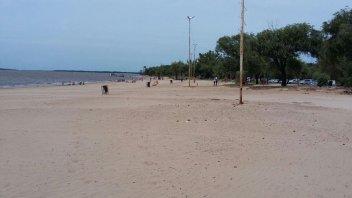 Este sábado se inaugura la temporada de playas en Concepción del Uruguay