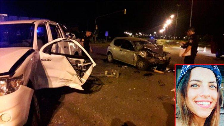 Muerte de Tirsa Mierez: Condicional para los dos conductores de los vehículos