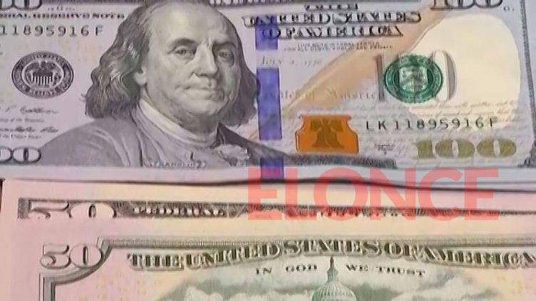 Fuerte salto para el dólar: Avanzó más de $ 1,50 y quedó al borde de los $ 45