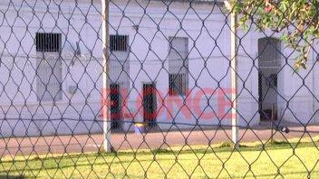 Un preso sufrió graves heridas al incendiar su celda en la cárcel de Paraná